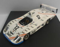 TROFEU 1/43 Scale Diecast Model - 1206 PORSCHE 936 #12 POLE LE MANS 81 MASS