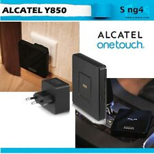 Alcatel Y850 4G 150Mbps 3000mAH 8 Hr Portable Mifi + Manegtic Adapter