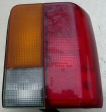 Ford Festiva Right or Passenger's Side  Tail Light Taillight Smooth Model