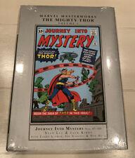 MARVEL MASTERWORKS THE MIGHTY THOR VOLUME 1 JIM #83-100 SEALED NEW HC