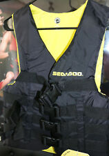 NEW w/tags BRP SEA-DOO life vest jacket men's size S (small) boat/water jet