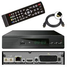 HD Sat Receiver Micro M310 plus Digital mit HDMI Kabel DVB-S2 USB Scart HDTV DXH