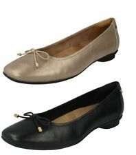 Ballerinas Plus Size 100% Leather Flats for Women