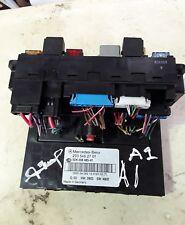 Mercedes C class W203 front fuse box SAM unit A2035452701
