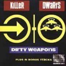 Killer Dwarfs - Dirty Weapons [New CD] Canada - Import