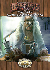 Savage Worlds Deadlands: 1880 Smith & Robards Catalog $19.99 Value (Pinnacle)