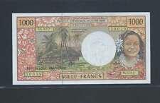 Polynésie Française 1 000 Francs non daté ( 1996 ) W.032 Billet N° 79610039