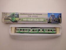 """Halling TW 6000 """"Die Klimabahn"""", ÜSTRA, Hannover, H0, neuwertig, mit Motor, OVP"""