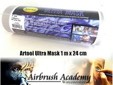 Artool Ultra Mask 24cm x 1m (F-505) Transparent Masking Film, Plotter, Airbrush