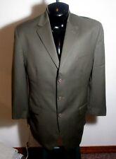 Men's MICHAEL KORS Brown 100% Wool Blazer Suit Jacket Size 44L