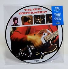 THE KINKS The Kink Kontroversy VINYL PICTURE LP New Ray Davies EARMARK 2003