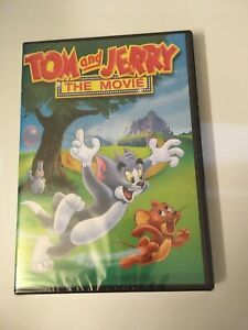 Tom and Jerry - The Movie (DVD, 2010) Brand New SEALED Free Shipping