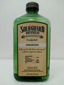Disinfectant Concentrate Sol-U- Guard 2x soluguard Melaleuca Brand New~16 oz.