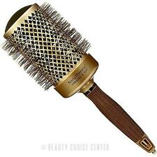 "Olivia Garden NanoThermic Ceramic + Ion Round Thermal Brush 2.15"" - NT-54"