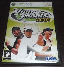 Xbox 360. Virtua Tennis 2009 (PAL AUS/EUR) Sega