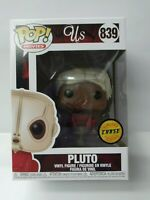 Funko - POP Movies: Us - Pluto w/ No Mask #839 LIMITED CHASE EDITION