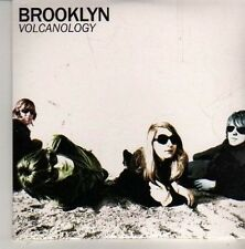 (CN164) Brooklyn, Volcanology - 2008 sealed DJ CD