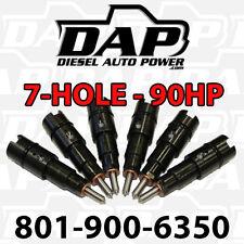 + 90HP Performance Injectors for Dodge Diesel Cummins 24v 90 hp 1998-2002 Diesel
