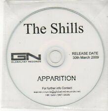 (BK672) The Shills, Apparition - 2009 DJ CD