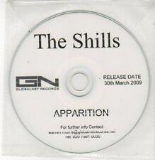 (BK672) The Shills, Apparition - 2009 DJ CD