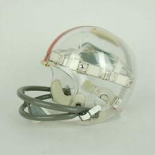Tk Clear Shell Suspension Football Helmet New Two bar