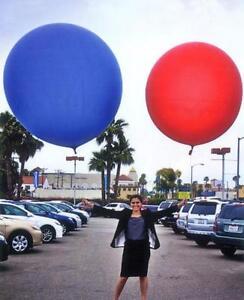 Giant 5 Foot Latex Balloon FREE SHIPPING