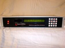 RESEARCH CONCEPTS RC2000 DUAL AXIS ANTENNA CONTROLLER, MODEL: RC2KA