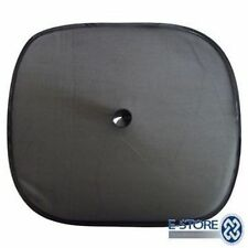 2 Pack lateral del coche Sombrilla Sun Screen Pantalla Protector Solar Asiento De Bebé Ciega