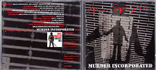 CD COLLECTOR 1T BRUCE SPRINGSTEEN MURDER INCORPORATED 1995 TBE