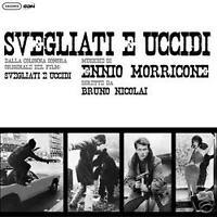 Ennio Morricone: Svegliati E Uccidi (New/Sealed CD)