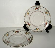 ROYAL Doulton Kingswood Saucer Set of 4 NO CUPS Mint