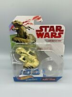 DISNEY STARWARS STARSHIPS AAT BATTLE TANK COLLECTIBLE ACTION FIGURE W/ STAND