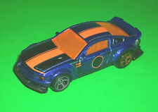 ## HOTWHEELS BLUE 2005 FORD MUSTANG MADE IN MALAYSIA
