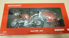 Ducati 999R  2005. Minichamps 1/12