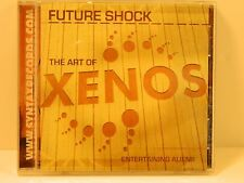 FUTURE SHOCK - The Art Of Xenos - Entertaining Aliens - CD ** Brand New **