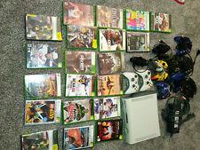 Microsoft Xbox 360 60Gb White Console + 20 Games + Controllers + Accessories