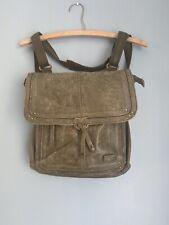 The Sak 100% Leather Vintage Worn Style Backpack