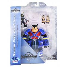 Diamond Select - Kingdom Hearts Series 2 Figure Soldier Pete Chip & Dale