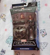 Hasbro Marvel Legends Series Black Widow Figure Winter Soldier NEW Mandroid BAF