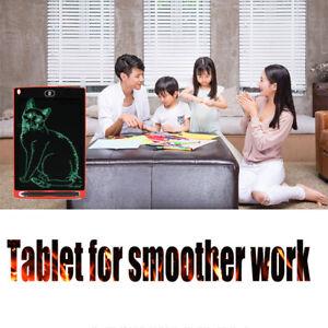 8.5 Inch Electronic Drawing Board eWriter Digital Toddlers Sketch Pad Erasable