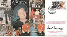 JS(CC)73c  The Queen Mothers Century Year signed Rt.Hon. Betty Boothroyd MP