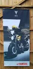 Yamaha MT series MT01 Banner flag promotional dealership garage man cave