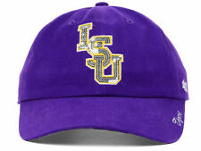 promo code d2db6 48c45 ... where to buy 47 brand lsu tigers sparkle adjustable hat purple. cc81d  079ba