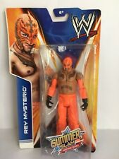 WWE Wrestling Summer Slam Heritage Series Rey Mysterio Action Figure NEW SEALED
