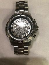 Signature Ceramic Chronograph Men's Watch Stainless Steel No. 7192 (item 122)