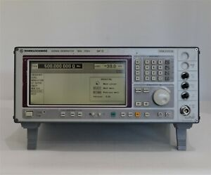 Rohde & Schwarz SMT03 5kHz-3GHz Signal Generator - As-Is