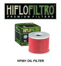 HiFlo HF681 GT650 Comet EFI GV650 Aquila EFI Hyosung Bobber Cruiser Oil Filter