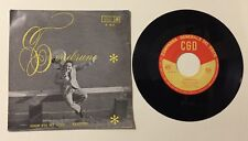 "RARO 7"" 45 GIRI 1960 CGD TORREBRUNO GOOD BYE MY LOVE / RESISTIMI"