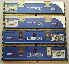 Kingston HyperX 1GB DIMM 800 MHz DDR2 SDRAM Memory (KHX6400D2LL/1G)