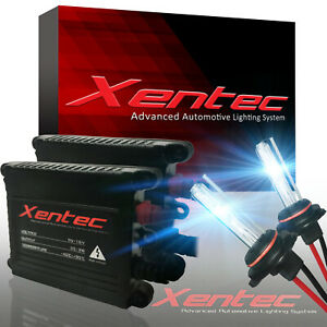 Xentec Xenon Light HID Kit H11 H8 H9 5000K OEM White VS LED 30000 Lumens 35W